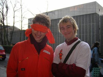 Robert + Jonny