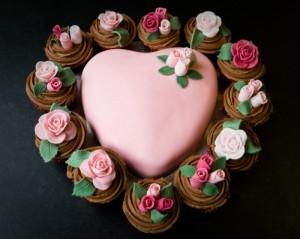 Valentine&#039;s Cake