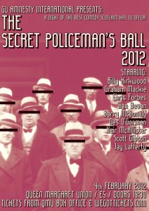 The Secret Policeman's Ball 2012