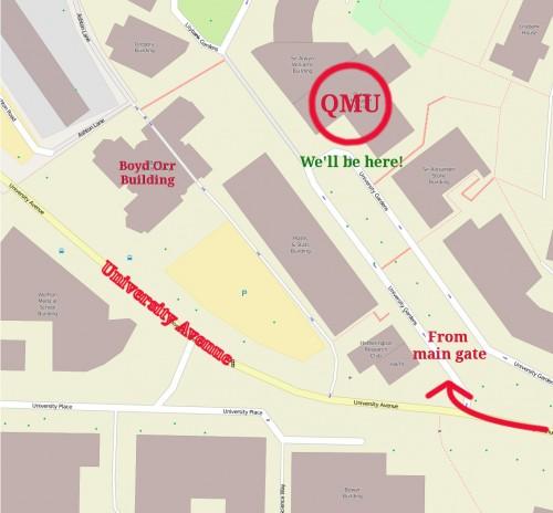 QMU Map