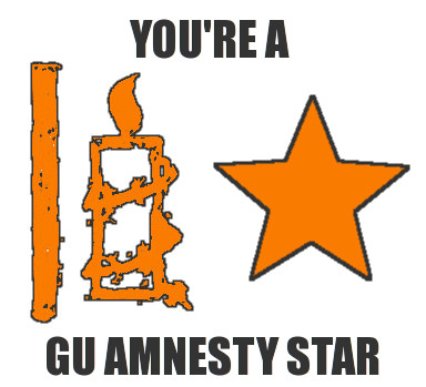 GU Amnesty Star