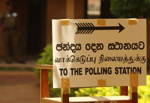 Sri Lanka Go To The Polls In The Civil War Ravaged North Province