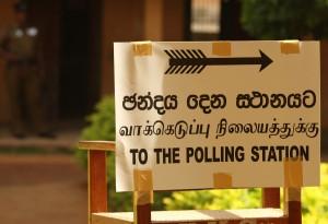 Sri Lanka Go To The Polls In The Civil War Ravaged North Province